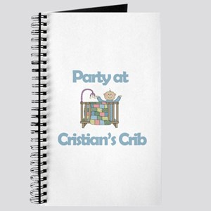 Party at Cristian's Crib Journal