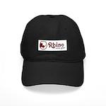Rhino Wine Gear Black Cap