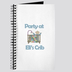 Party at Eli's Crib Journal