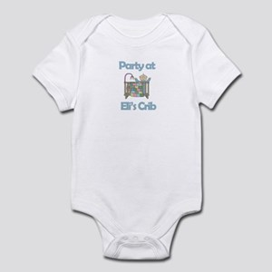 Party at Eli's Crib Infant Bodysuit