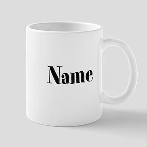 Personalize Mugs