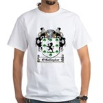 O'Gallagher Family Crest White T-Shirt