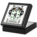 O'Gallagher Family Crest Keepsake Box