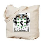O'Gallagher Family Crest Tote Bag