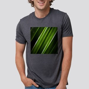 christmas lime green lines abstract T-Shirt