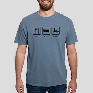 Eat Sleep Jetski White T-Shirt