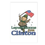 Leprechauns for Clinton Postcards (Package of 8)