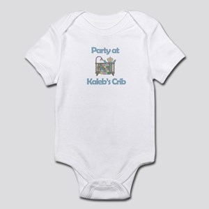 Party at Kaleb's Crib Infant Bodysuit