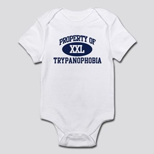 Property of trypanophobia Infant Bodysuit