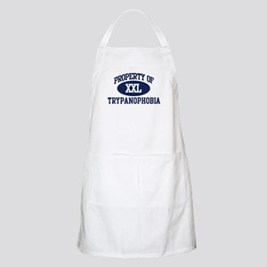 Property of trypanophobia BBQ Apron