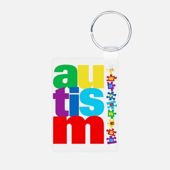 Unique Autism Keychains