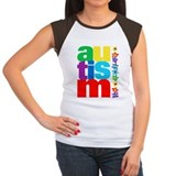 Autism Women's Cap Sleeve T-Shirt