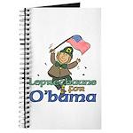 Leprechauns for O'Bama Journal