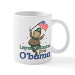 Leprechauns for O'Bama Mug