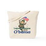Leprechauns for O'Bama Tote Bag
