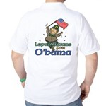 Leprechauns for O'Bama Golf Shirt