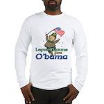 Leprechauns for O'Bama Long Sleeve T-Shirt