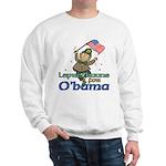 Leprechauns for O'Bama Sweatshirt