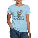 Leprechauns for O'Bama Women's Light T-Shirt