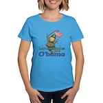 Leprechauns for O'Bama Women's Dark T-Shirt