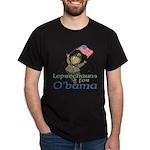 Leprechauns for O'Bama Dark T-Shirt