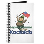 Leprechauns for Kucinich Journal