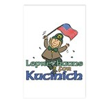 Leprechauns for Kucinich Postcards (Package of 8)