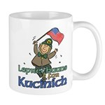 Leprechauns for Kucinich Mug