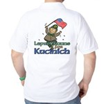 Leprechauns for Kucinich Golf Shirt