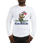 Leprechauns for Kucinich Long Sleeve T-Shirt
