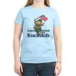 Leprechauns for Kucinich Women's Light T-Shirt