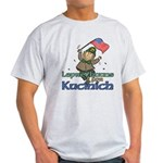 Leprechauns for Kucinich Light T-Shirt