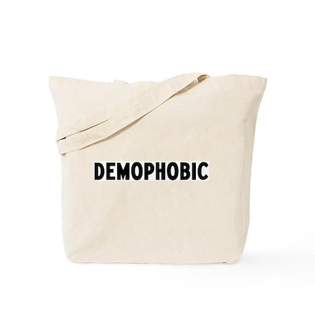 demophobic Tote Bag