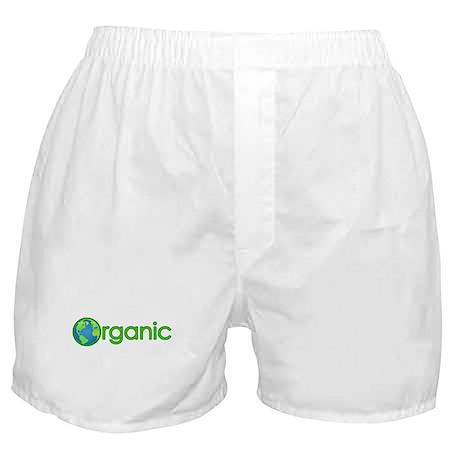 Organic Earth Boxer Shorts