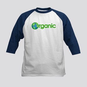 Organic Earth Kids Baseball Jersey