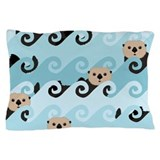 Sea otter Pillow Cases
