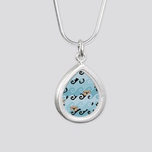 Cute Sea Otters Necklaces