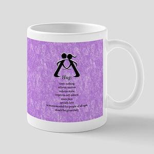 A Hug Is...mg Mugs