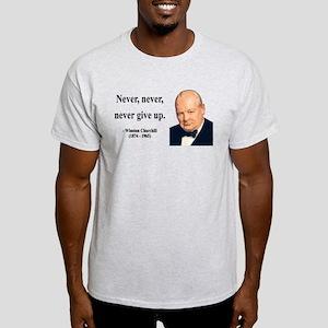 Winston Churchill 3 Light T-Shirt