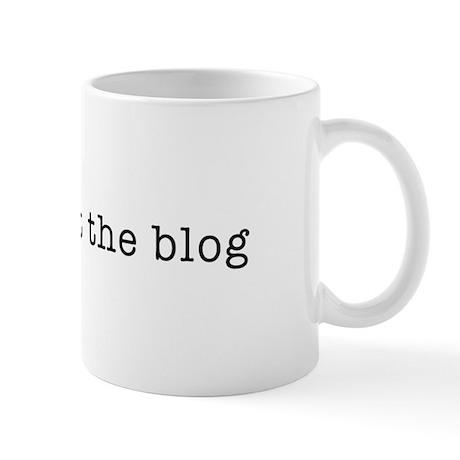 All About the Blog Mug