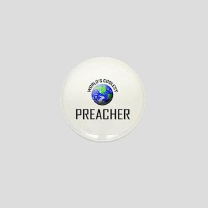 World's Coolest PREACHER Mini Button