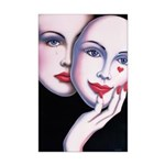 Unmasked Mini 11x17 Poster Print