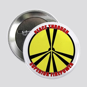 Peace Through Nuclear Weapons Button