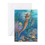 Ocean Pearl Greeting Cards (Pk of 10)