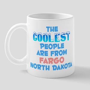 Coolest: Fargo, ND Mug