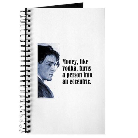 """Chekhov """"Money"""" Journal"""