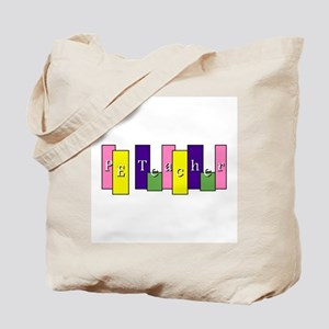 PE Teacher Tote Bag