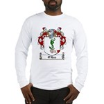 O'Hea Family Crest Long Sleeve T-Shirt