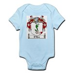 O'Hea Family Crest Infant Creeper