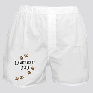 Labrador Dad Boxer Shorts